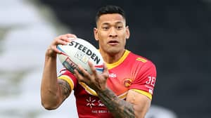 Former Wallaby Israel Folau Linked With Surprise NRL Return