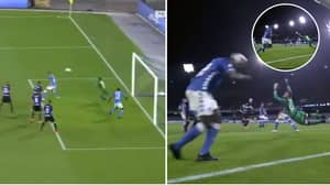 Kalidou Koulibaly Produces The Best Goal-Line Clearance Of The Season