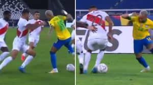 Neymar Produces Magical Assist To Send Brazil Through To Copa America Final