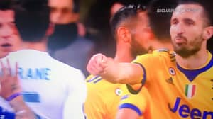 Giorgio Chiellini Claims There Was Match Fixing In The Real Madrid Game