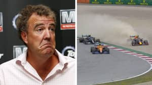 Former Top Gear Presenter Jeremy Clarkson Accuses F1 Stewards Of 'Ruining The Sport'