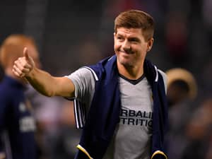 Bruce Arena Has Gone To Great Lengths So Steven Gerrard Can Watch The League Cup Final