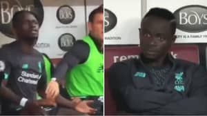 Sadio Mane Was 'Laughing And Joking' In Liverpool Dressing Room After Furious Outburst At Mohamed Salah