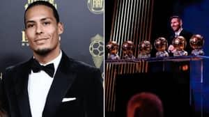 Journalist Didn't Have Messi, Van Dijk Or Ronaldo In Ballon d'Or Top Five