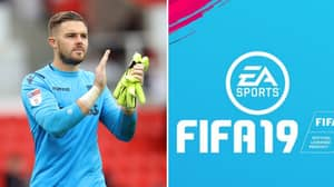 Jack Butland Is The Best Championship Player According To FIFA 19
