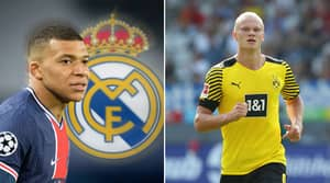 PSG Want To Sign Erling Haaland As Last-Minute Replacement For Kylian Mbappe