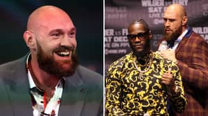 Tyson Fury Opens Up About His Plans If Luis Ortiz Defeats Deontay Wilder In Their Rematch