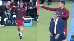 On This Day: Cristiano Ronaldo Became Portugal Coach During Euro 2016 Final