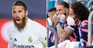 Sergio Ramos Tells Close Pals At Real Madrid Which Club He Is Planning To Join
