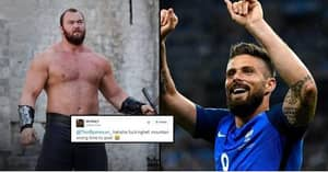 Icelandic Actor Who Plays 'The Mountain' On Game Of Thrones Has Twitter Nightmare