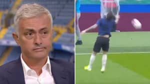 Jose Mourinho Once Identified Victor Lindelof's Biggest Weakness And Cameras Perfectly Proved His Point
