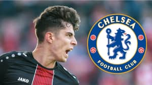 Chelsea Ready To Go 'All Out' For Kai Havertz With £75m Bid