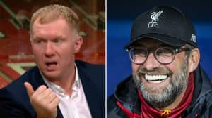 Paul Scholes Names The Two Signings Man United Must Make To Challenge Liverpool
