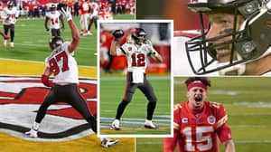 Tampa Bay Buccaneers Beat Kansas City Chiefs In Super Bowl LV