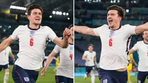 Harry Maguire Was Called Slabhead On National News After Goal Vs Ukraine
