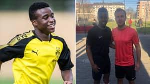 Borussia Dortmund's 14-Year-Old Youssoufa Moukoko Signs $1 Million Nike Deal