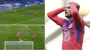 Compilation Video Of Timo Werner's Woeful Finishing Since Moving To Chelsea Hits Social Media