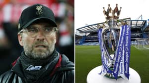 How The Premier League Table Would Differ If Only Home Or Away Games Counted