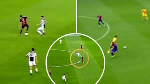 11 Minute Sergio Busquets 'When Football Becomes Art' Compilation Is A Joy To Watch