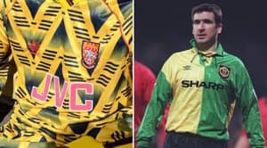 Fans Vote For Best And Worst Football Kits Of All Time
