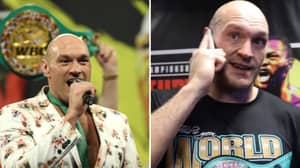 Tyson Fury Brilliantly Broke Down The Fight On The Phone To His Dad