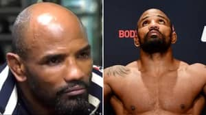 Yoel Romero Has Quit UFC With Three Fights Left On His Deal