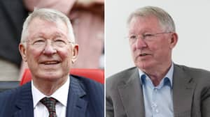 Manchester United Legend Sir Alex Ferguson Name Checks Two Impressive Premier League Managers