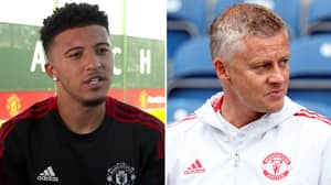 Manchester United Star To Be Axed This Summer After Jadon Sancho's Arrival At Old Trafford