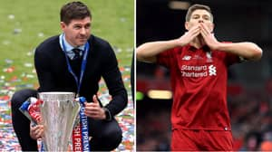 Steven Gerrard To Manage At Anfield For The First Time As Liverpool And Rangers Set To Play Friendly Fixture