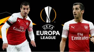 Henrikh Mkhitaryan Will Not Be Travelling To Baku For Europa League Final