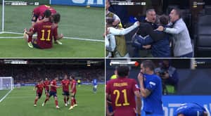 Italy's Unbelievable 37 Game Unbeaten Run Comes To An End Against Spain