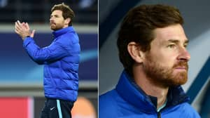 Real Madrid Are Considering Making Andre Villas-Boas Their New Manager