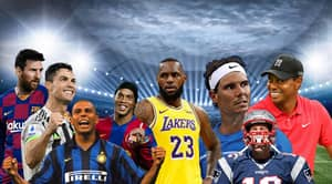 The 30 Greatest Sports Athletes Of The 21st Century Have Been Named And Ranked