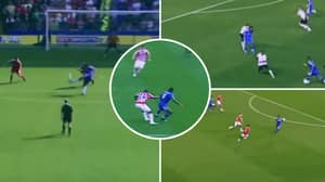 Didier Drogba Was The Master Of 'Playing With Your Back Towards Goal'