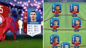 Gamer Gets Cristiano Ronaldo And Lionel Messi In FUT World Cup Pack