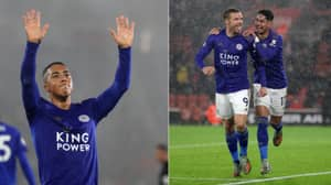 Leicester City Thrash Southampton 9-0 To Go Second In The Premier League
