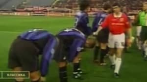 When Roy Keane Completely Mugged Off Ronaldo And Diego Simeone Ahead Of Inter Vs. Man United