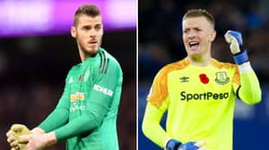 Manchester United Want Jordan Pickford If David De Gea Leaves