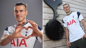 Gareth Bale Officially Re-Signs With Tottenham