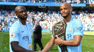 Vincent Kompany Wants To Sign Eliaquim Mangala For Anderlecht