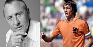 Johan Cruyff's 'Dream Team' Is Filled With Footballing Legends
