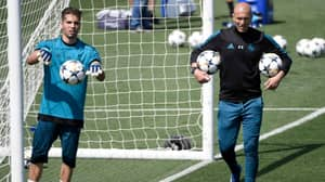 Zinedine Zidane Set To Allow His Son Luca To Leave Real Madrid