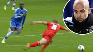 Chelsea And Manchester City Ruthlessly Troll Steven Gerrard On Six Year Anniversary Of Slip At Anfield
