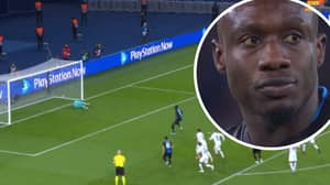 Club Brugge's Mbaye Diagne Dropped And Fined For Missing Penalty Against PSG