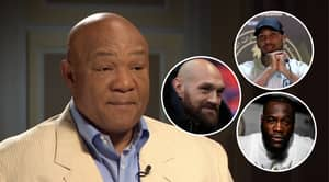 George Foreman's Response To If Joshua, Fury And Wilder Could Succeed In His Era