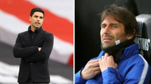 Mikel Arteta Has Five Games To Save His Job As Antonio Conte Is Lined Up As His Replacement