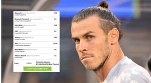 Punter Cashed Out £5 10-Fold Bet To Collect £200,000 Winnings