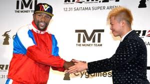 Tenshin Nasukawa Claims He's Going To Knock Floyd Mayweather Out