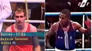 The Last Man To Beat Floyd Mayweather Has Lived A Very Different Life