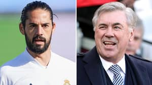 Isco's Former Teammate Trying To 'Convince' Him To Leave Real Madrid, Los Blancos Name Their Asking Price